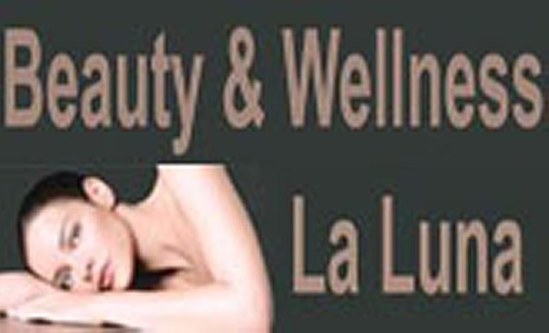 La Luna Beauty & Wellness logo