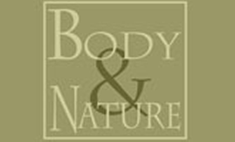 Body and Nature | Wellness | Overnachting logo