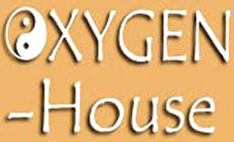 Oxygen-House | Wellness | Overnachting logo