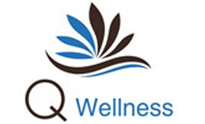 Q Wellness logo
