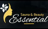 Sauna en Beauty Essential logo